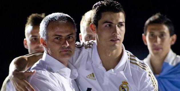 """Жозе Моуринью оценил вероятность возвращения Криштиану Роналду в """"Манчестер Юнайтед"""""""