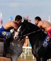 Спортсмены Алматинской области провели показательные выступления по национальным видам в Астане