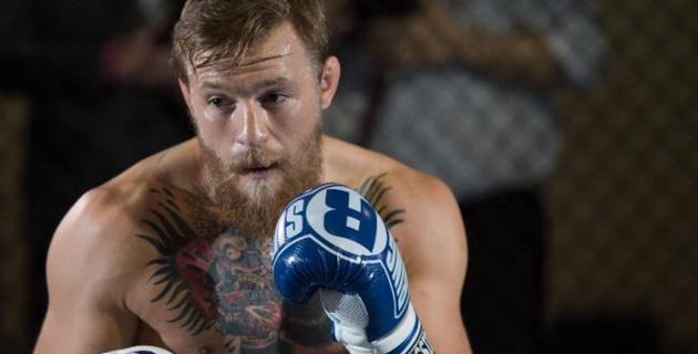 Американский боксер рассказал правду о нокауте МакГрегора во время спарринга перед боем с Мейвезером