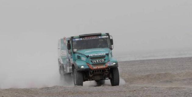 """На 11-й этап ралли """"Шелковый путь"""" команда Astana Motorsports выйдет без штурмана"""