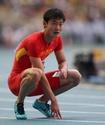 Китайский спринтер обогнал истребитель на 100-метровке