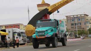 """Команда Astana Motorsports поднялась на четвертое место в общем зачете ралли """"Шелковый путь"""""""