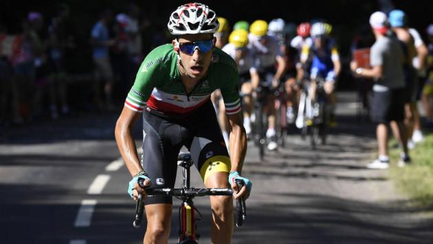 """Капитан """"Астаны"""" Фабио Ару остался пятым в генеральной классификации """"Тур де Франс"""""""