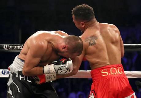 Ковалев подал официальный протест на результат боя-реванша с Уордом