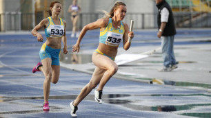 Женская сборная Казахстана не выступит в эстафете на чемпионате мира по легкой атлетике