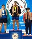 Сборная Казахстана завоевала еще четыре медали на чемпионате Азии среди юношей и девушек по тяжелой атлетике