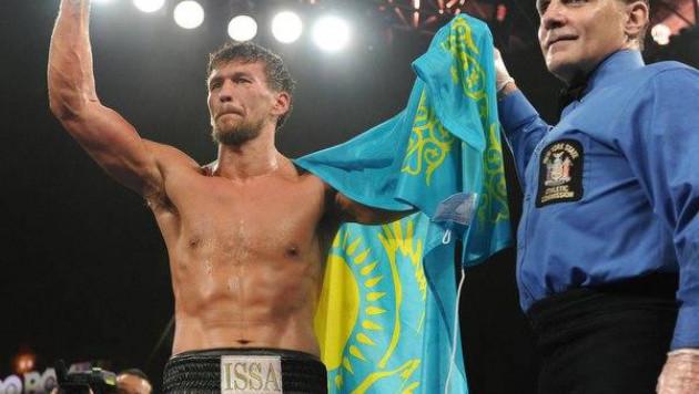 Иса Акбербаев нокаутировал бывшего претендента на титул чемпиона мира
