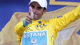"Экс-велогонщик ""Астаны"" Альберто Контадор объявил о завершении карьеры"