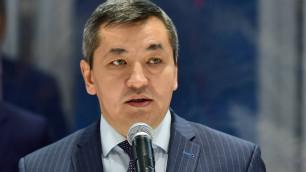 """Президент """"Барыса"""" рассказал о Матче звезд, переговорах с Бойдом, задачах на сезон и Жайлауове"""
