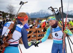 Чемпионка мира по биатлону среди юниоров из Казахстана объявила о переходе в сборную Россию