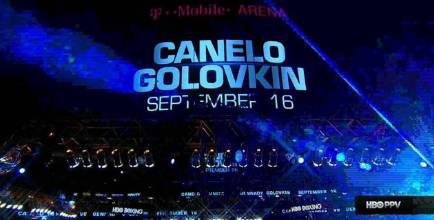 Бой за титул чемпиона WBA добавлен в андеркарт вечера бокса Головкин - Альварес