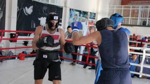 Как сборная Казахстана по боксу готовится к чемпионату мира в Германии