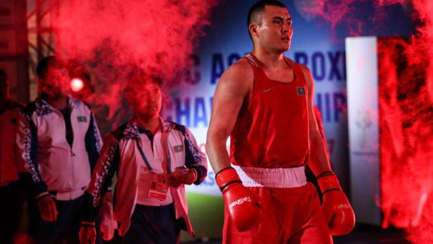 Вместо Дычко. Казахстанский супертяжеловес рассказал о поражении узбеку в финале чемпионате Азии в Ташкенте