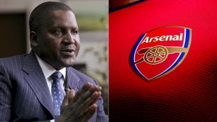 """Самый богатый человек Африки хочет купить """"Арсенал"""" и уволить Арсена Венгера"""