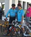 Известные казахстанские спортсмены приняли участие в благотворительном велопробеге Charity Tour de Burabay