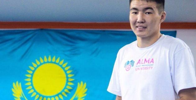 Казахстанский боксер Кыргызали одержал победу на профи-ринге в Абхазии