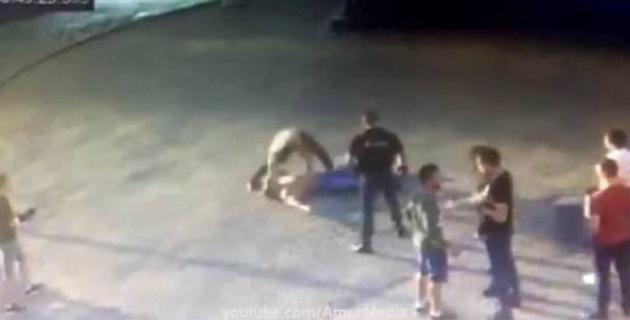 Появилось видео убийства чемпиона мира по пауэрлифтингу