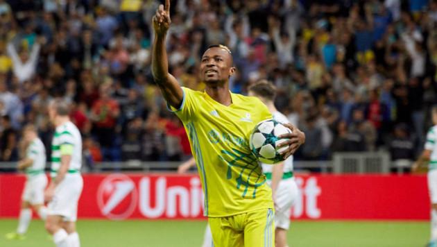 Патрик Твумаси возглавил список бомбардиров в квалификации Лиги чемпионов