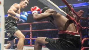 Не хочу расставаться сейчас с олимпийским боксом, но и отказываться от изучения профи не планирую - Алимханулы