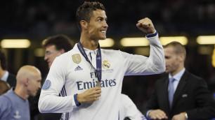 УЕФА признал Криштиану Роналду лучшим футболистом Европы