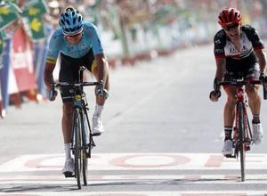 Очень обидно, что Санчесу немного не хватило, ведь он провел потрясающую гонку - Седун