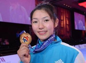 Таеквондистка Жансель Дениз принесла Казахстану серебряную медаль Универсиады-2017