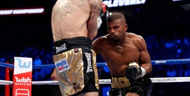Баду Джек выиграл пояс WBA в полутяжелом весе в андеркарте боя Мейвезер - МакГрегор