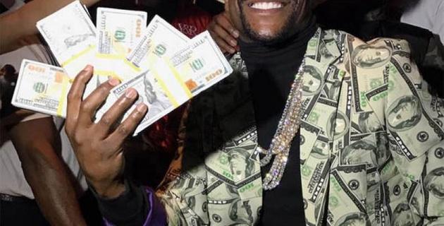 Суммарный доход Мейвезера-младшего за карьеру превысил миллиард долларов