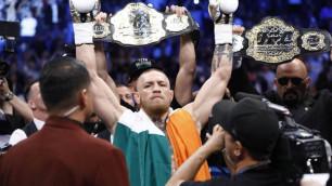 Головкин назван в числе самых денежных соперников для МакГрегора в боксе