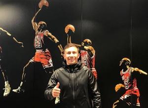 Jordan выпустил коллекцию одежды с казахским орнаментом в честь Геннадия Головкина