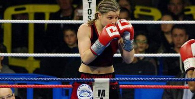 Непобежденная чемпионка мира по боксу из Франции скончалась в возрасте 26 лет