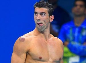 23-кратный олимпийский чемпион по плаванию Майкл Фелпс бросил вызов Конору МакГрегору