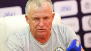 В матче с Черногорией должны показать свое лицо - Владимир Никитенко