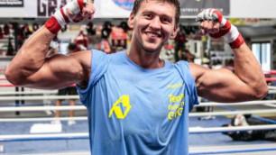 Иса Акбербаев рассказал о планах провести бой с Денисом Лебедевым