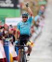"""Лопес из """"Астаны"""" финишировал вторым на 14-м этапе """"Вуэльты"""""""