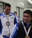 Боксеры сборной Казахстана прилетели в Астану. Как встречали медалистов ЧМ-2017