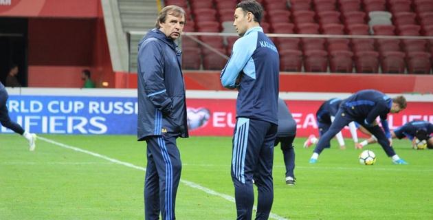 В КПЛ есть лишь два футболиста с хорошо развитым игровым мышлением, соответствующие международному уровню - Бородюк