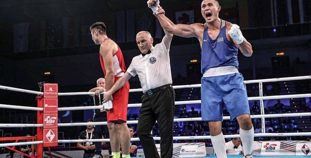 Супертяж Кункабаев рассказал об ошибках в бою против боксера с опытом победы нокаутом над Дычко