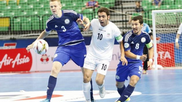 Сборная Казахстана по футзалу сыграет с чемпионами мира и лучшей командой Африки