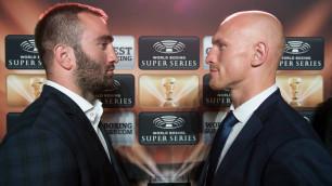 Мурат Гассиев узнал дату и место проведения первого боя во Всемирной боксерской суперсерии