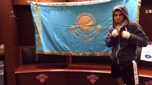 Казахстанец Руслан Мадиев дебютировал с победы в новой весовой категории