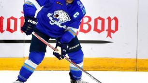 Найджел Доус набрал 16 очков в 8 матчах и упрочил лидерство в гонке бомбардиров и снайперов КХЛ