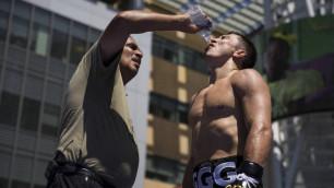 """Санчес отметил преданность Головкина боксу на фоне рождения дочери и исключил поражение от """"Канело"""""""