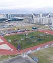 Впервые за 40 лет в Алматы был открыт новый легкоатлетический стадион