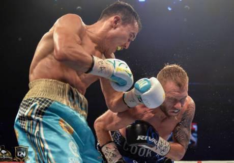 Канат Ислам вошел в ТОП-3 рейтинга WBO после победы нокаутом в бою за два титула