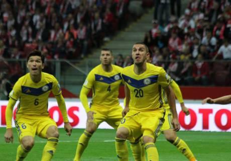 УЕФА утвердил формат Лиги наций с участием сборной Казахстана по футболу