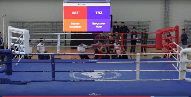 Чемпион мира по боксу среди юношей и его тренер напали на судью после поражения в 1/4 финала Кубка КФБ