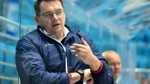 """Экс-тренер """"Барыса"""" Назаров вошел в Золотой фонд тренеров КХЛ"""