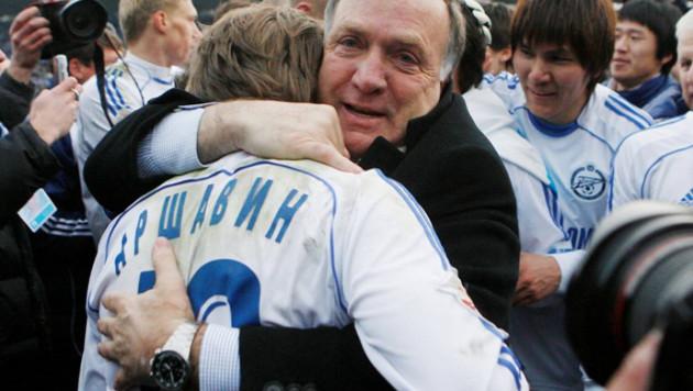 Главный тренер сборной Голландии вспомнил о работе с Андреем Аршавиным