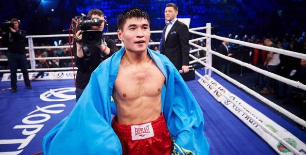 Непобежденный казахстанец Сойлыбаев проведет бой в андеркарте у бывшего соперника Головкина